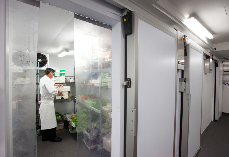 Commercial Kitchen Storage Equipment