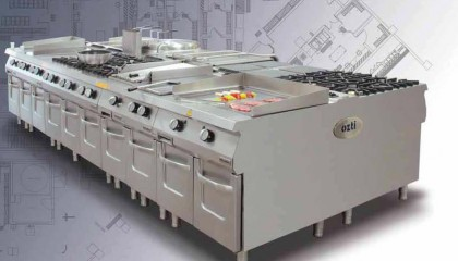 Kitchen Cooking Equipment