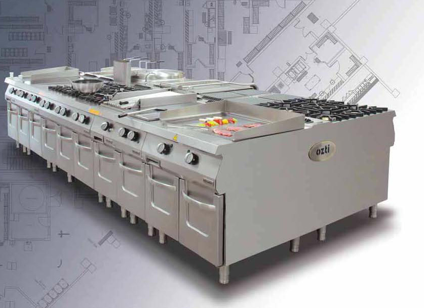 Kitchen Equipment Product ~ Kitchen cooking equipment